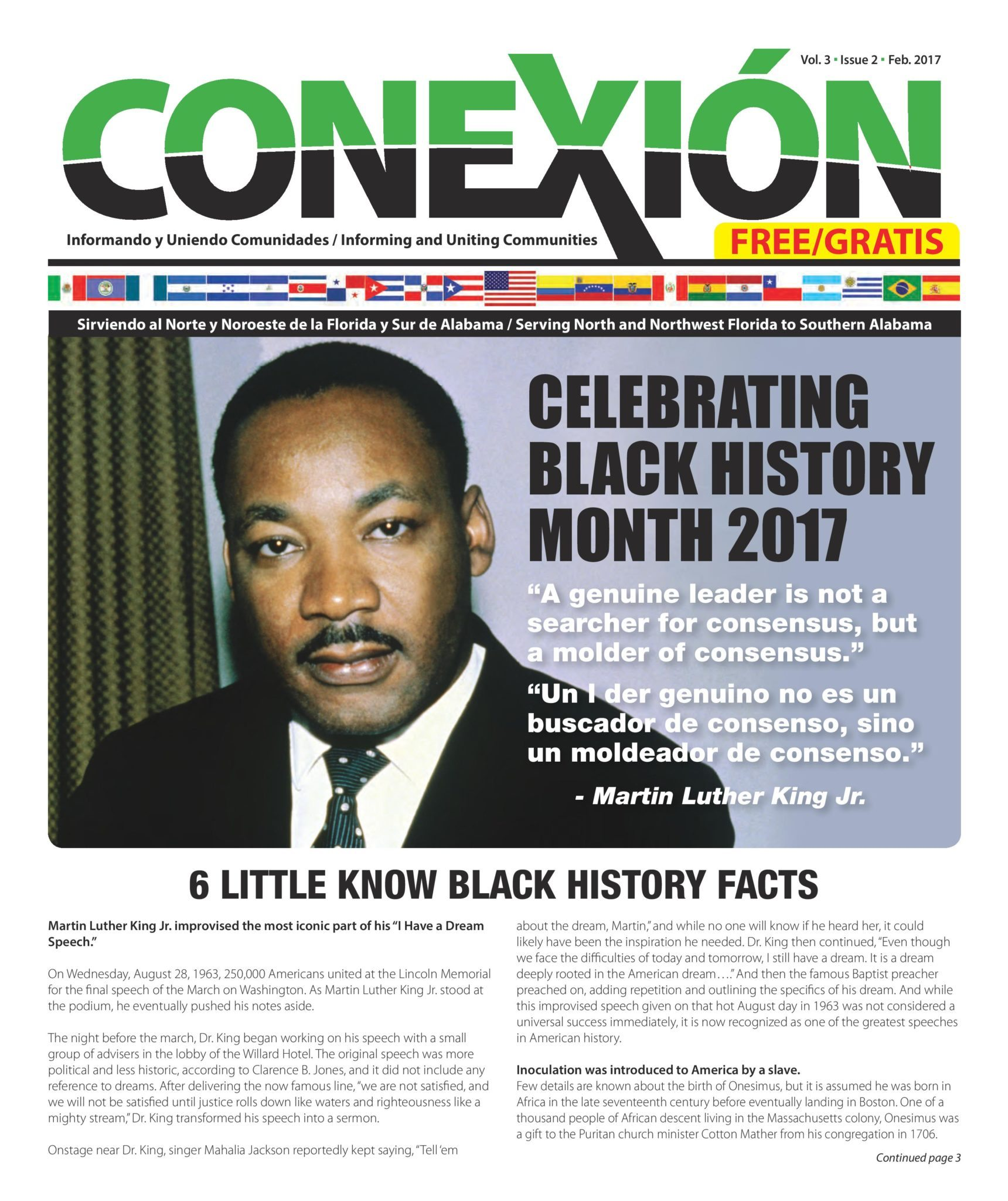 6 Little Know Black History Facts • Conexion Florida