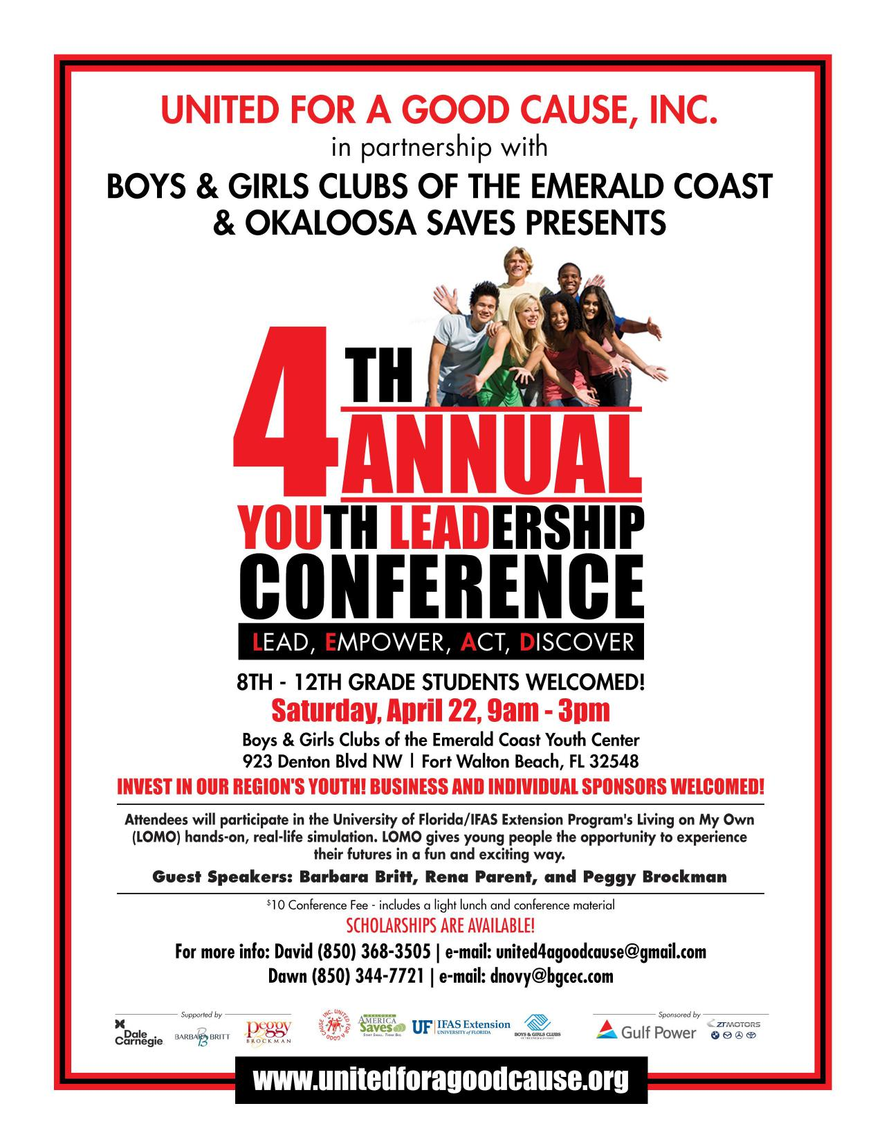 4th Annual YOUth LEADership Conference
