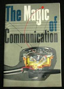 Magic of Communication